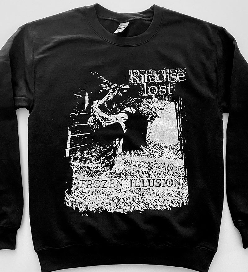 "Image of Paradise Lost  "" Frozen Illusion ""  Demo Sweatshirt"