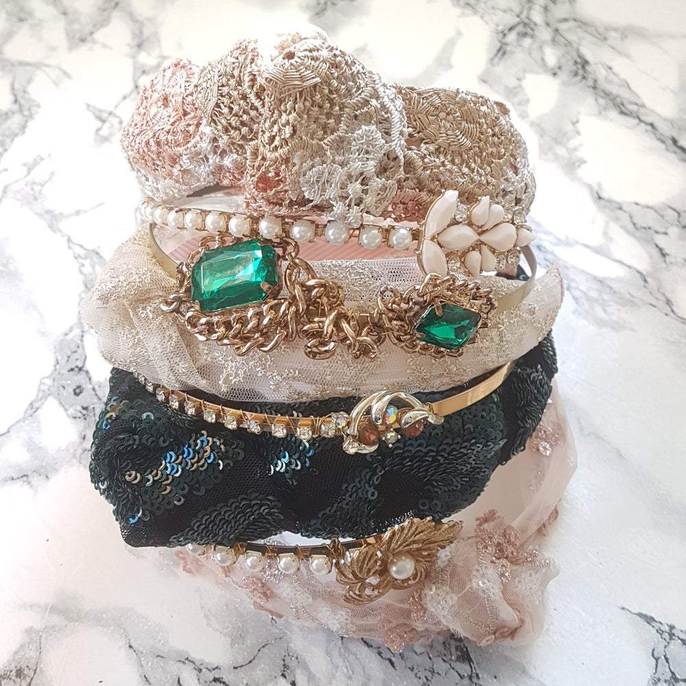 Image of Turban Alice Bands...
