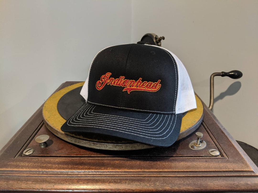 Image of Trucker hat - B/W