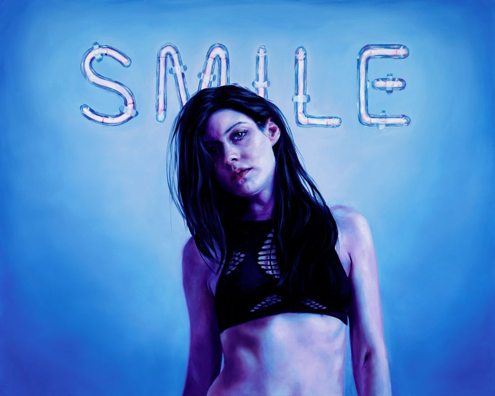 Smile Limited - Edition Print
