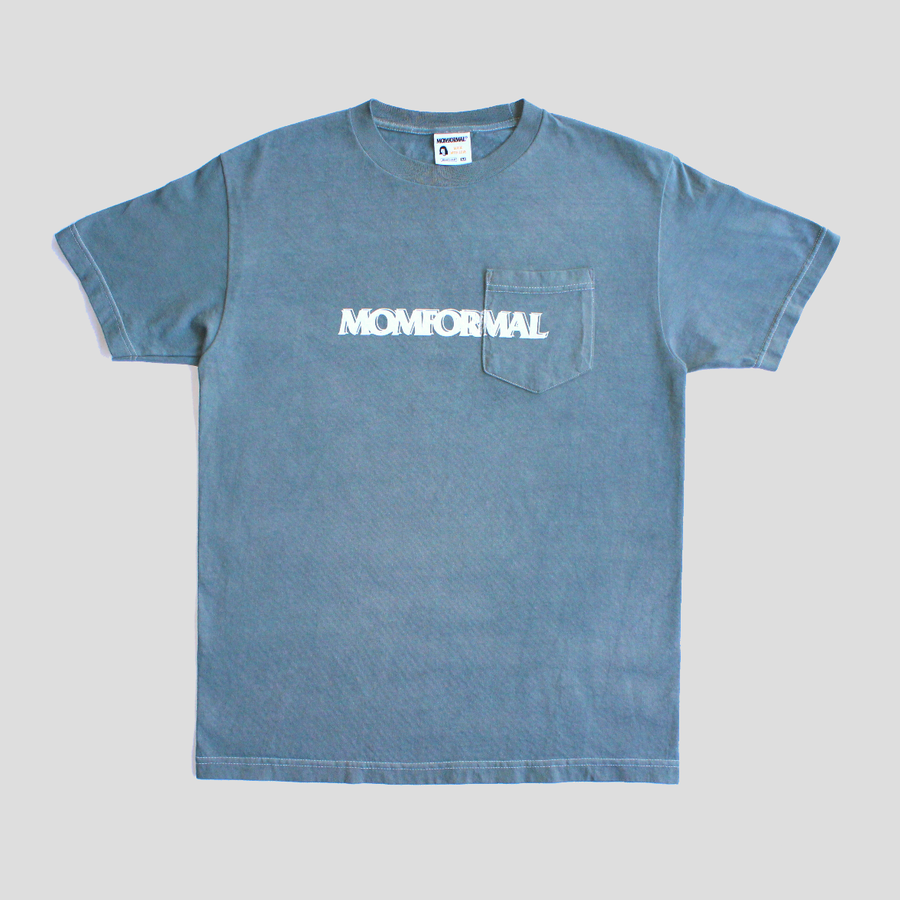 Image of SPRUCE POCKET LOGO TEE