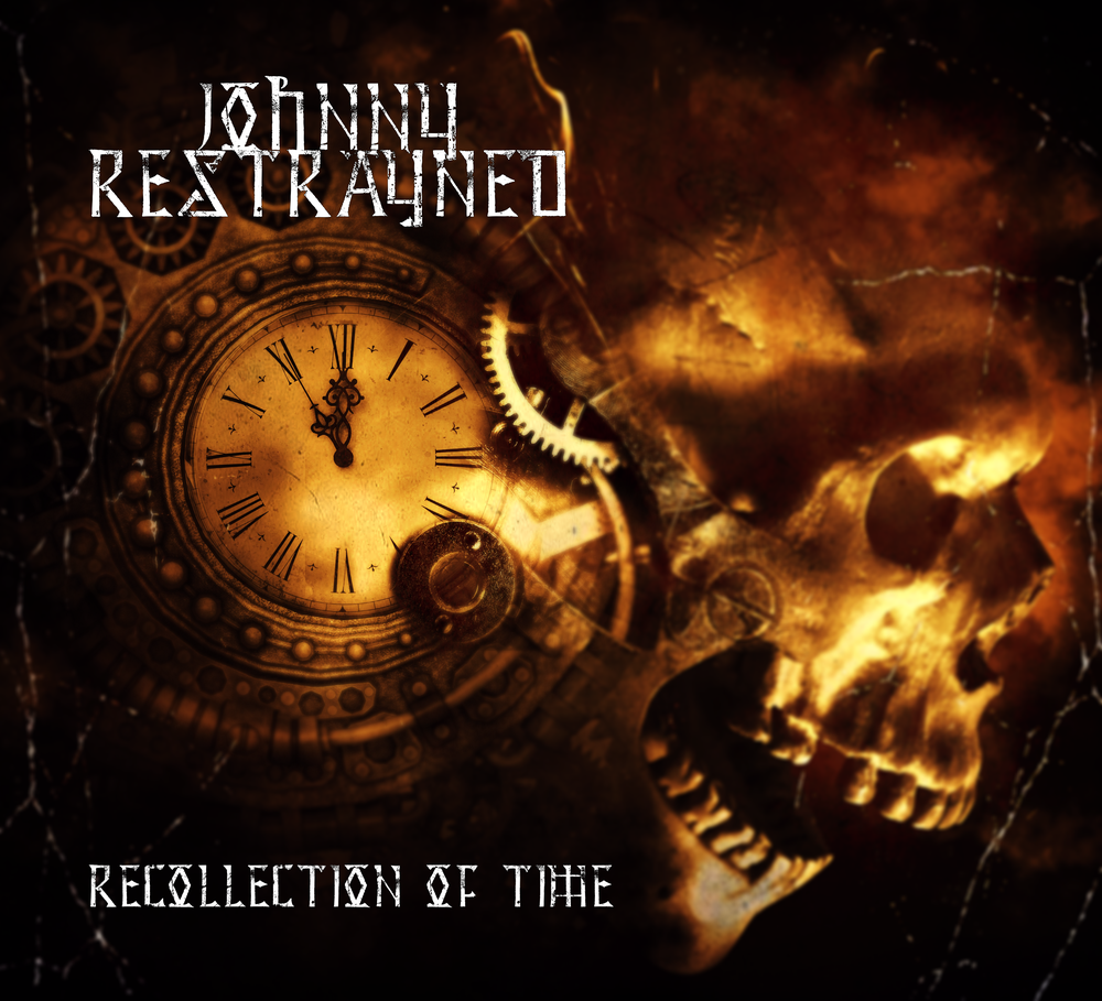 """Image of Johnny Restrayned - """"Recollection Of Time"""" CD"""