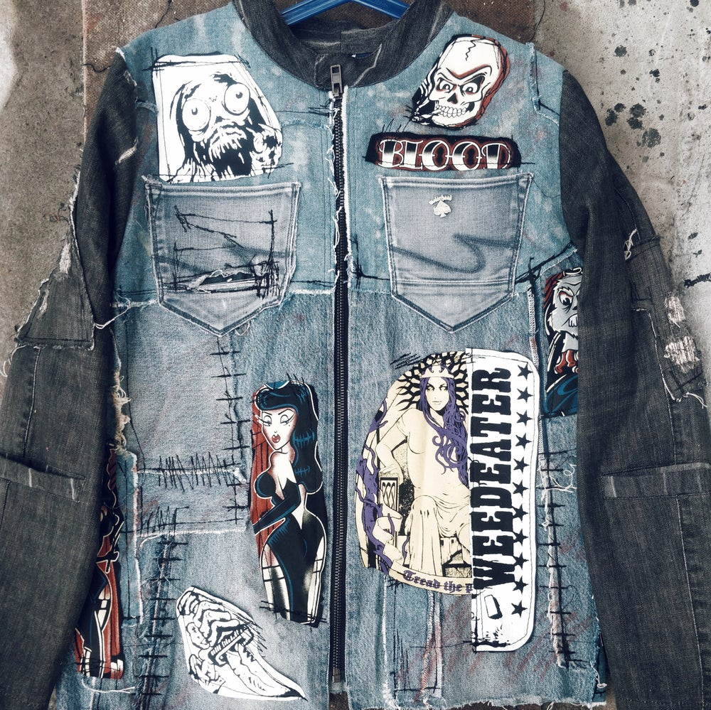 Image of Jam denim jacket