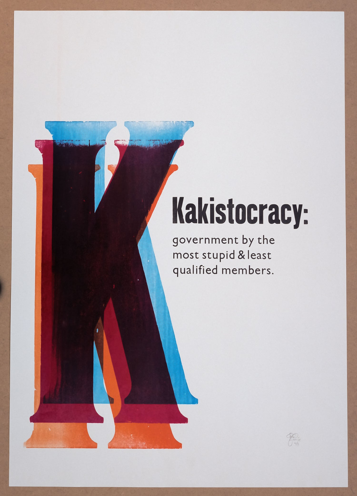 Image of Kakistocracy