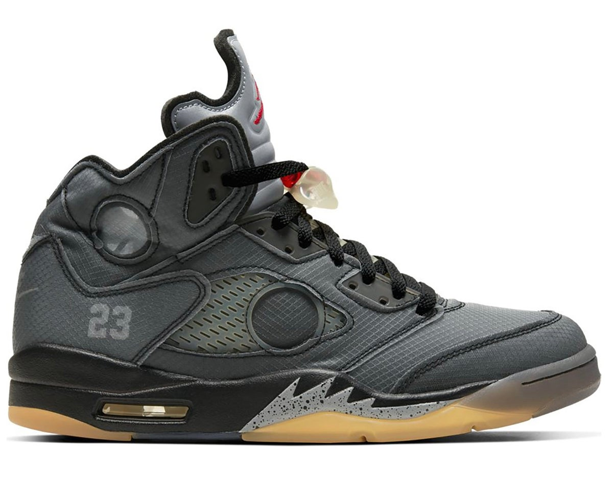 Image of Jordan 5 Off White