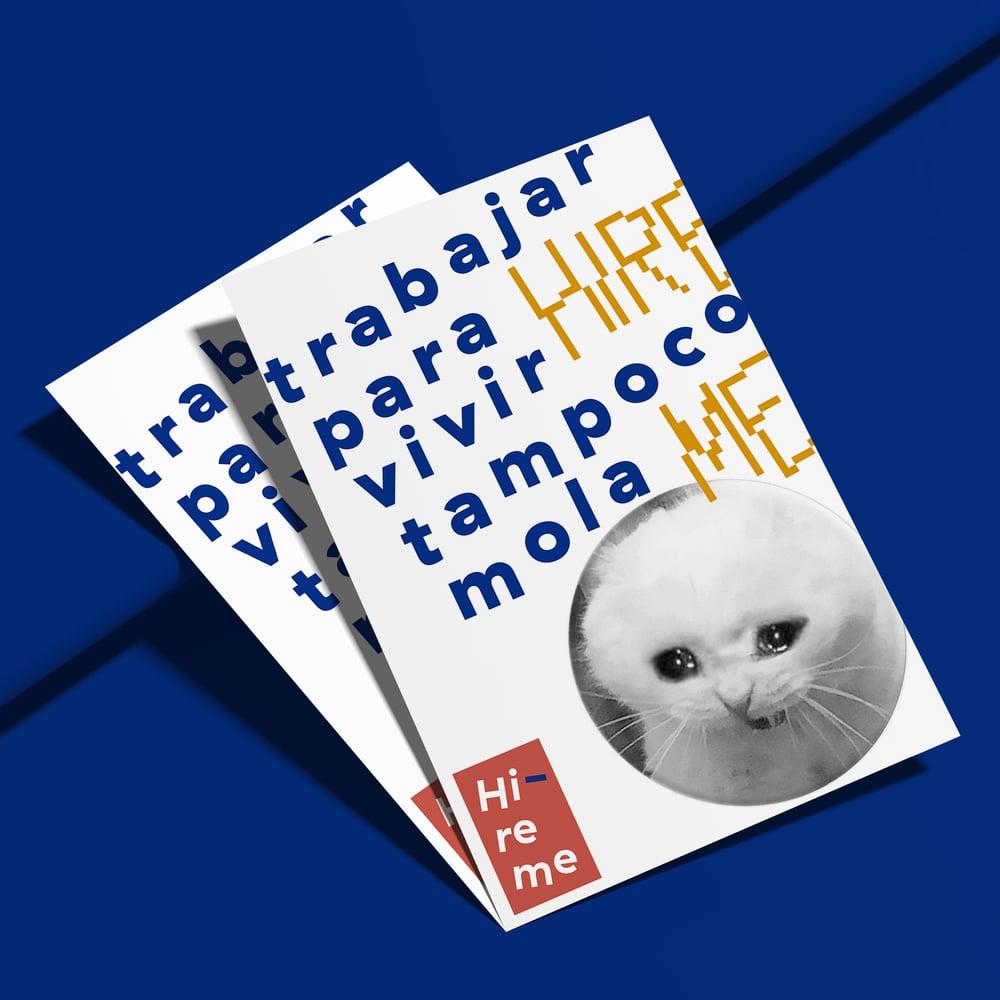 Image of Trabajar para vivir/Print