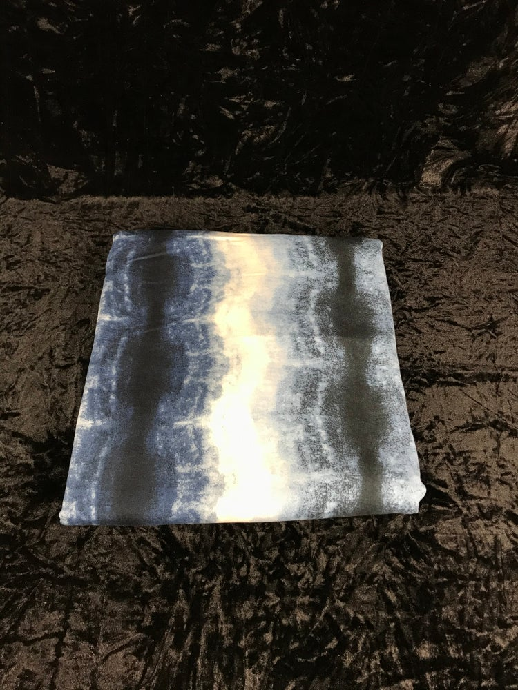 Image of Tie Dye Brushed Poly