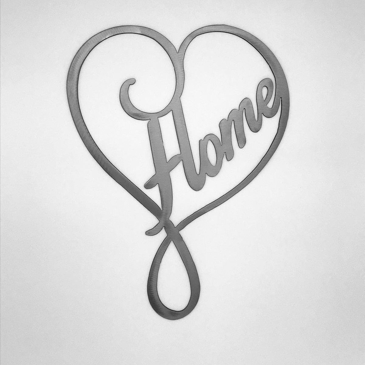 Home inside Heart