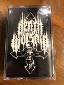 Image of DEATH WORSHIP 'Extermination Mass' cassette