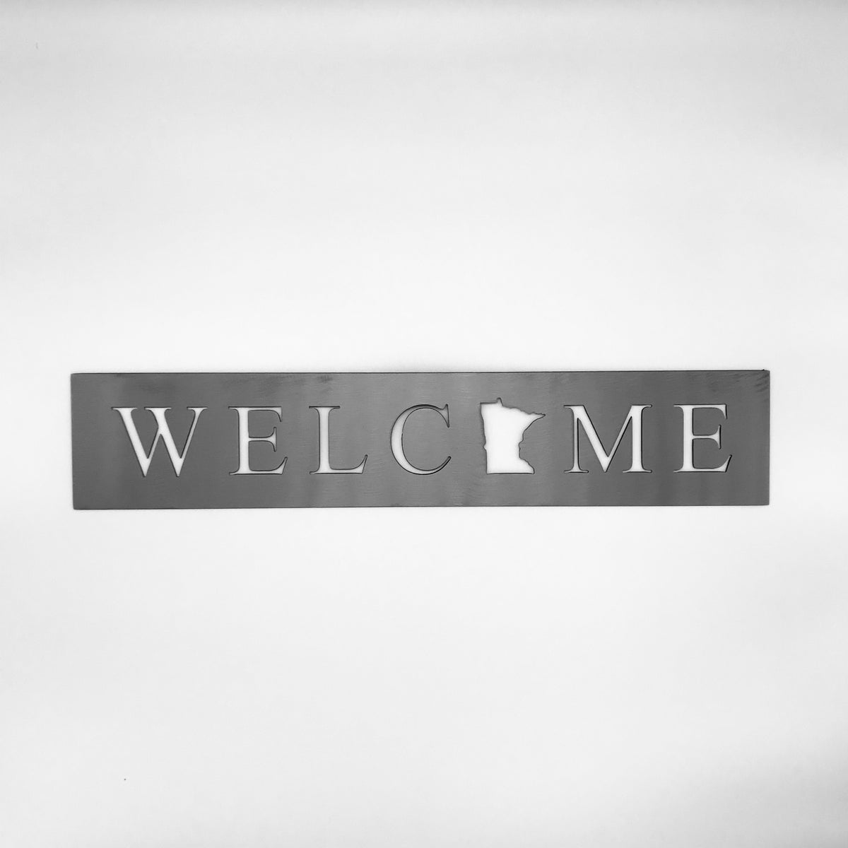 Welcome Sign - Horizontal - Customizable