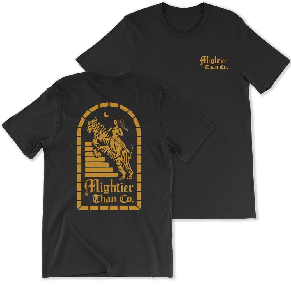 Image of Tiger Rider - T-shirt