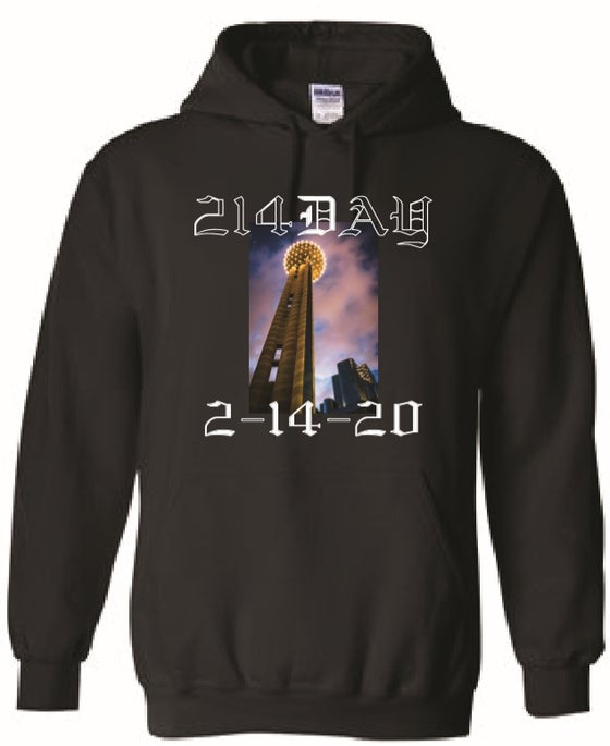Image of 214DAY HOODIE