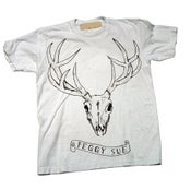 Image of Stag/Scroll T-shirt