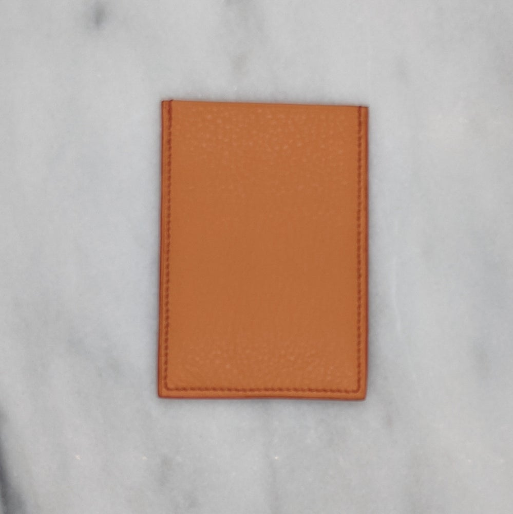 Image of CARD Holder Vertical – Orange
