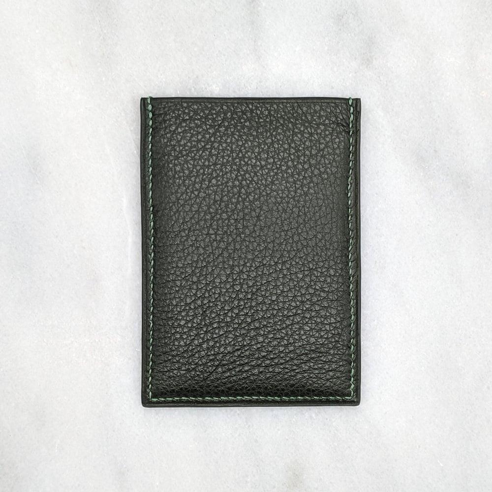 Image of CARD Holder Vertical – Green