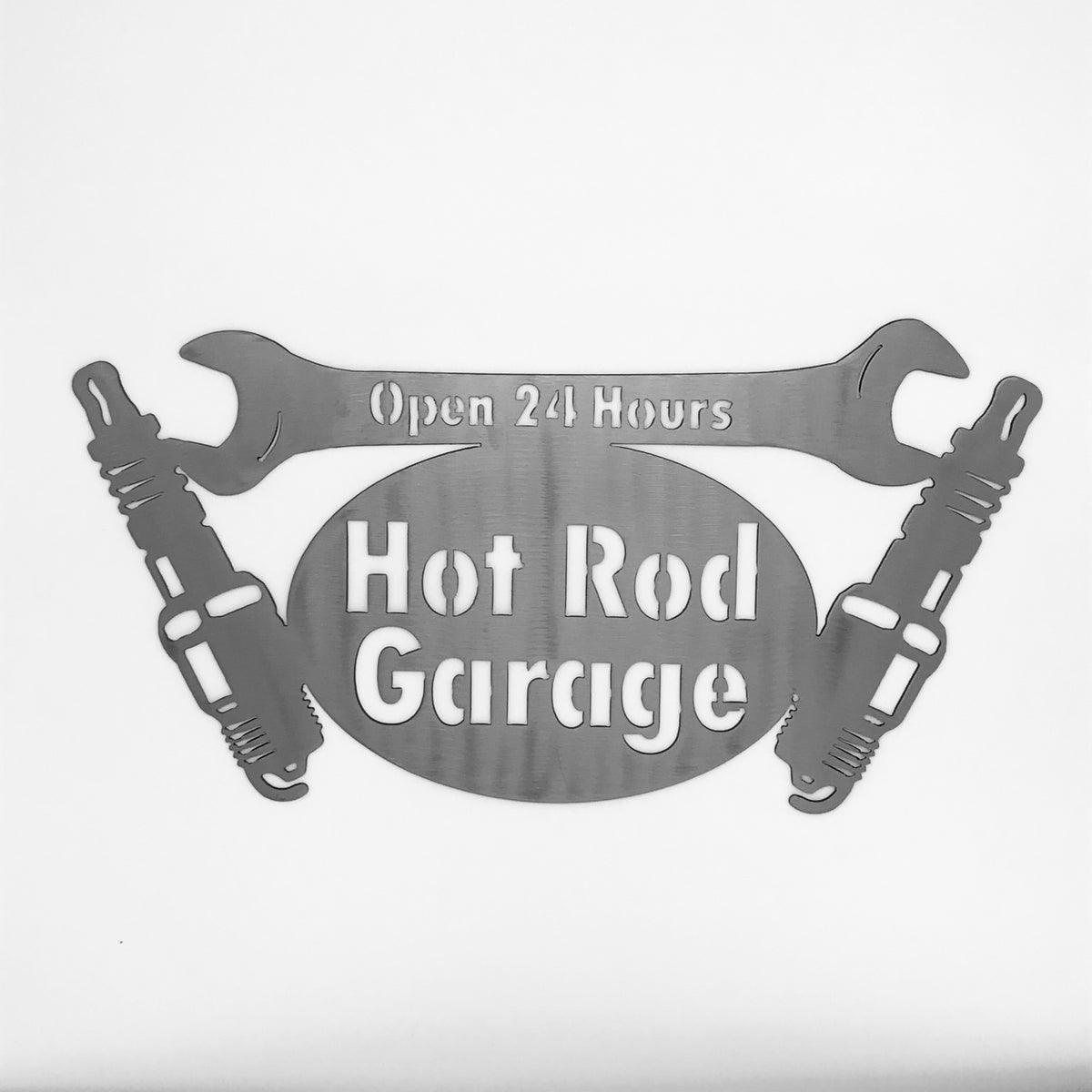 Spark Plug Hot Rod Garage