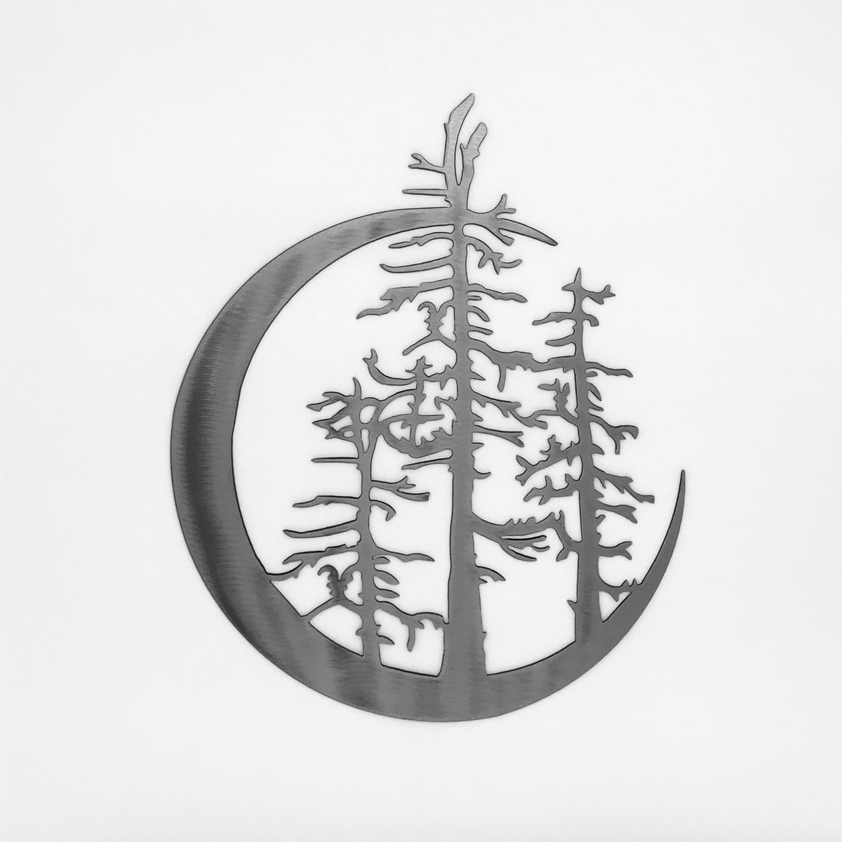 Tree in Moon