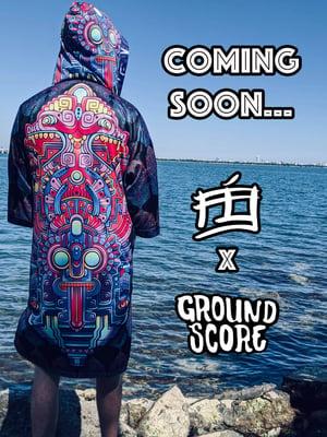 FIG - Deja Artifact Kimono