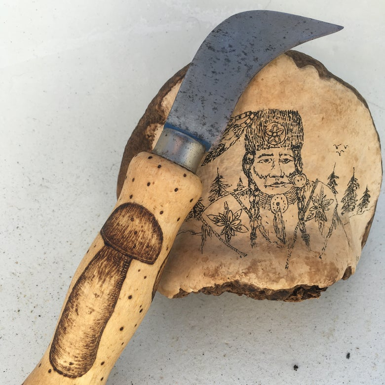 Image of Porcini Picker Mushroom Knife