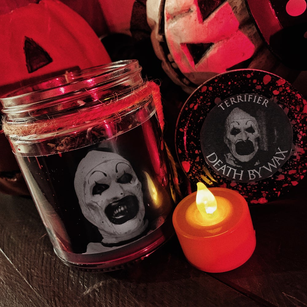 Image of Terrifier Candle