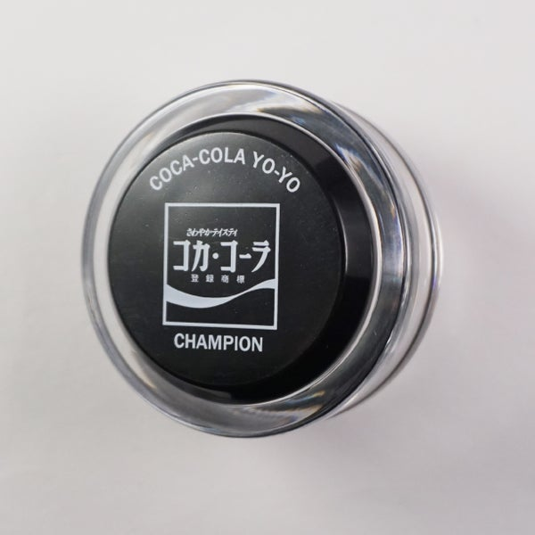 Image of COCA-COLA YOYO / BLACK