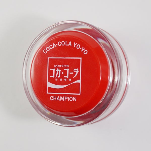 Image of COCA-COLA YOYO / RED