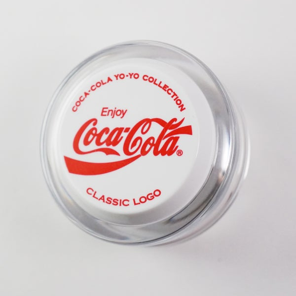 Image of COCA-COLA YOYO / WHITE