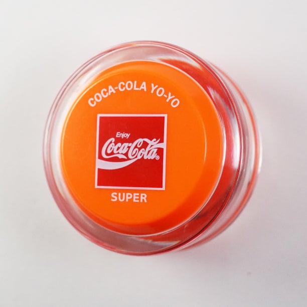 Image of COCA-COLA YOYO / ORANGE