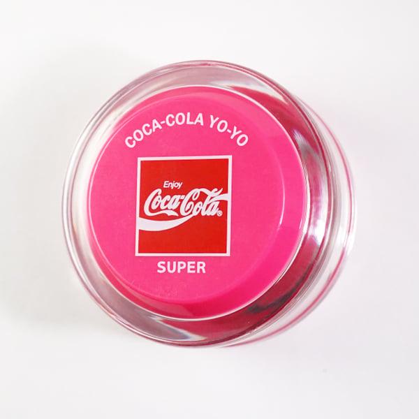 Image of COCA-COLA YOYO / PINK