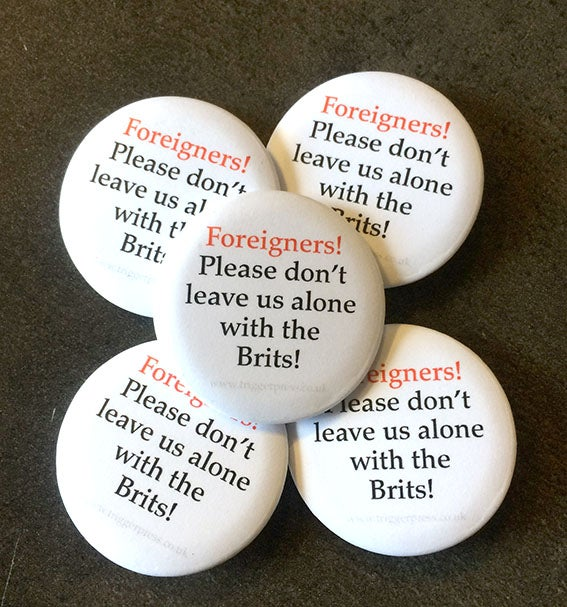 Image of Five badges