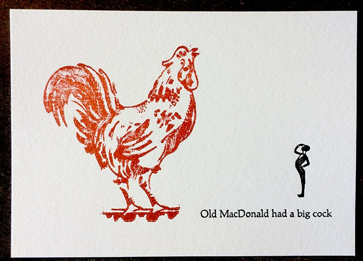 Image of Old MacDonald (A6)