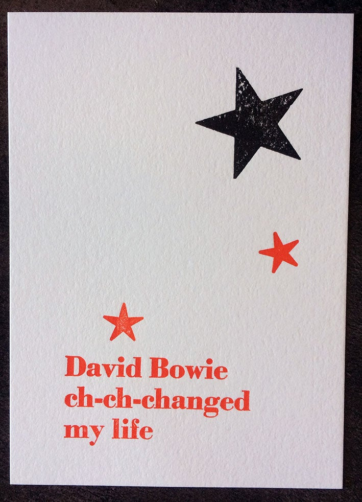 Image of Bowie (A6)