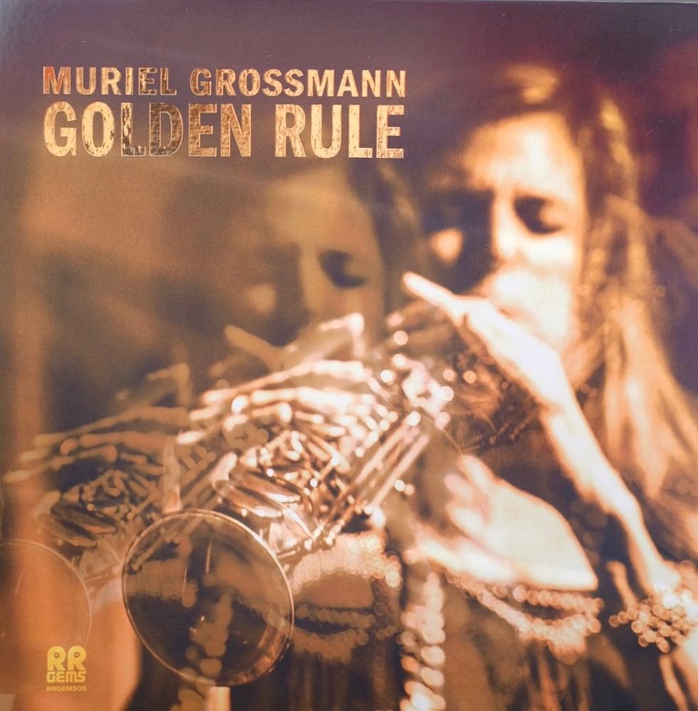 Image of PRE-ORDER: Muriel Grossmann - Golden Rule - RRGEMS05; Edition #2