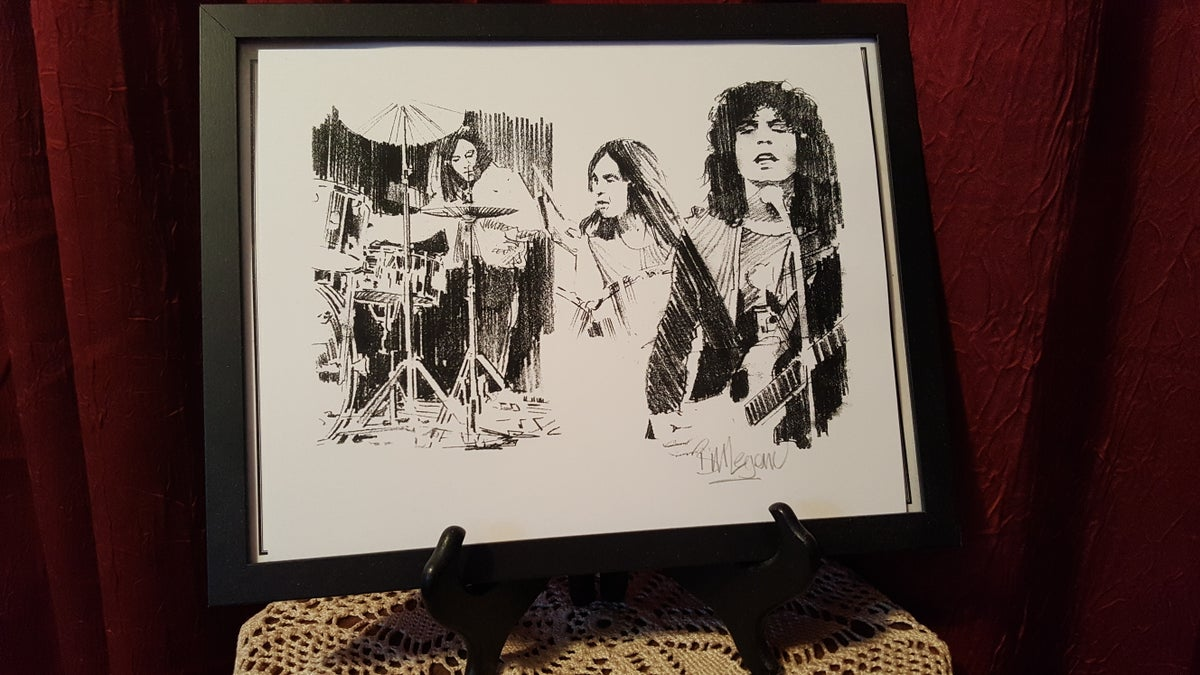 """Image of """"Bill & Marc""""/ personally signed by Bill"""