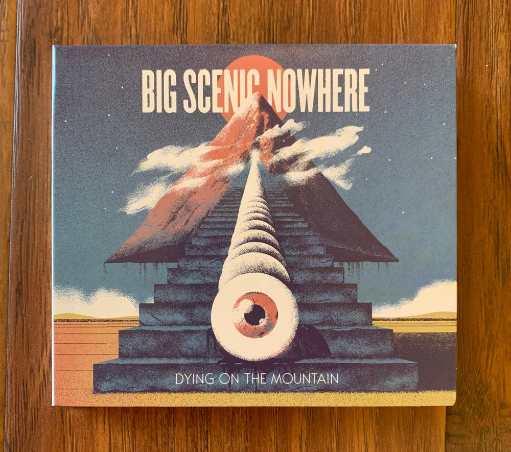 "Image of (CD version) BIG SCENIC NOWHERE ""Dying On The Mountain"" EP"