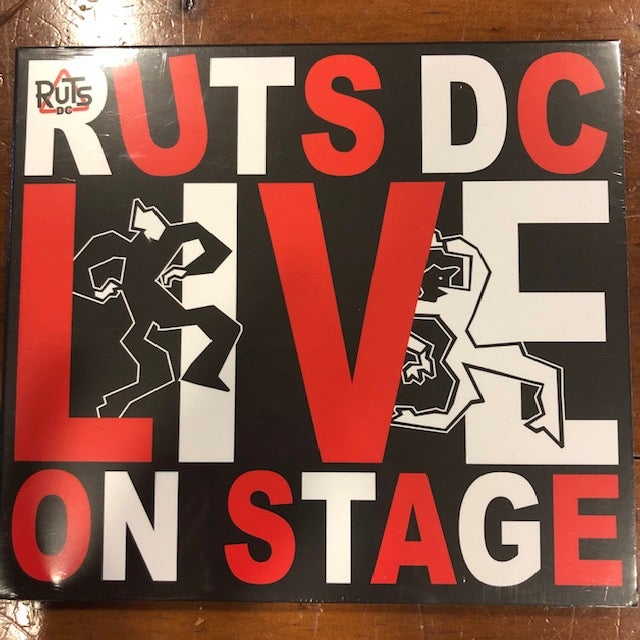 Image of Ruts DC - Live on stage