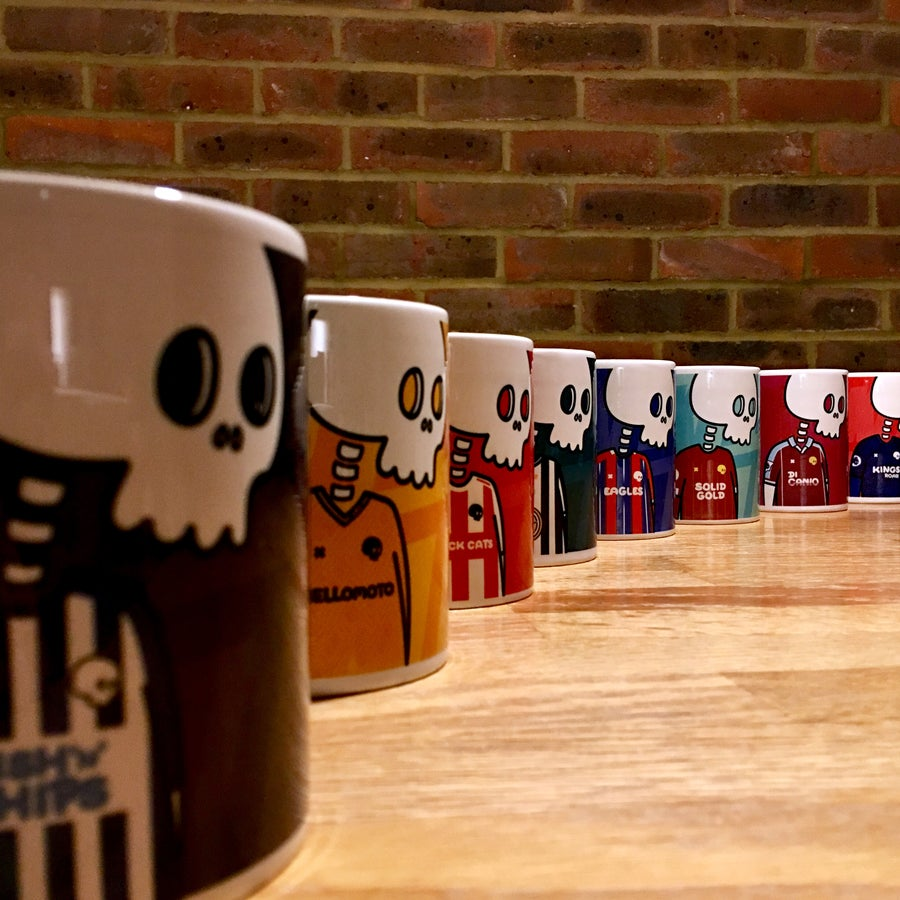 Image of Any Team, Any Kit, Any Era Mug
