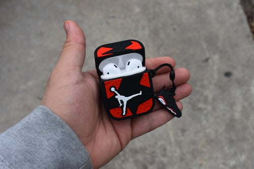 Image of Jumpman 6 Airpod Case