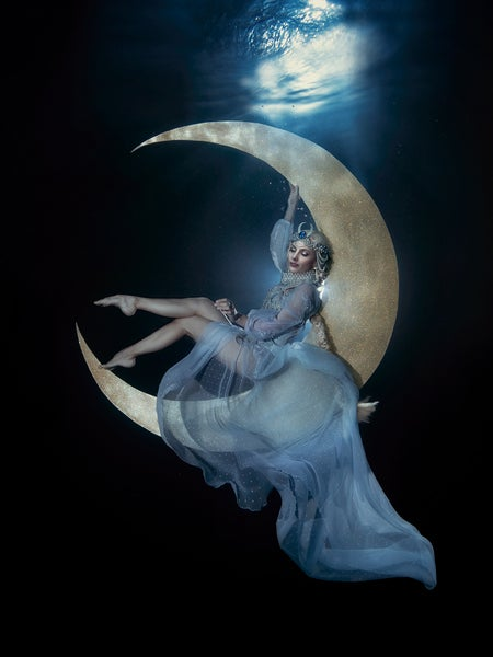 Image of SERENITY, the moon princess