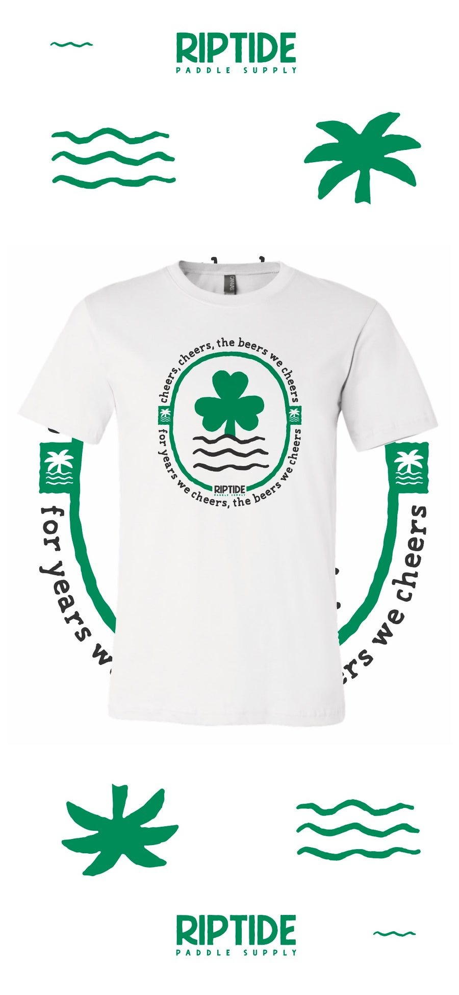 Image of Clover Tee (pre-order)