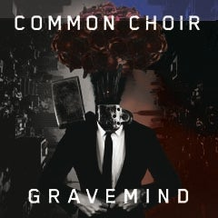 "Image of Common Choir ""GraveMind"" CD"