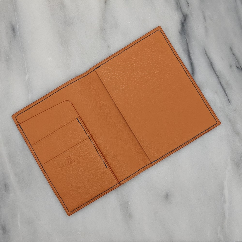 Image of PASSPORT Wallet – Orange