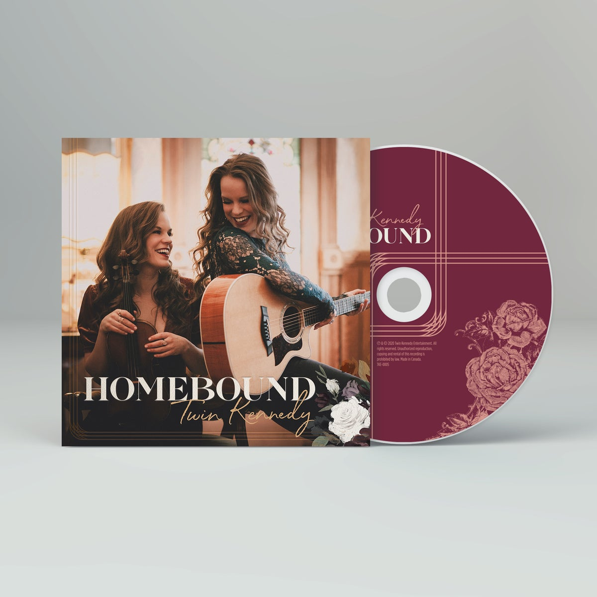 Homebound EP Package!