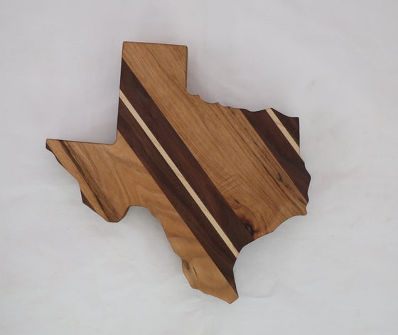 Image of TEXAS CUTTING BOARD