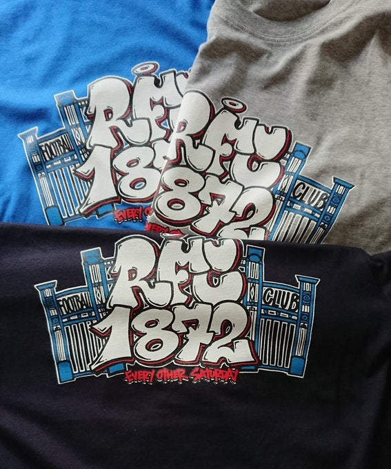 Image of RFC 1872 Graffiti Tee