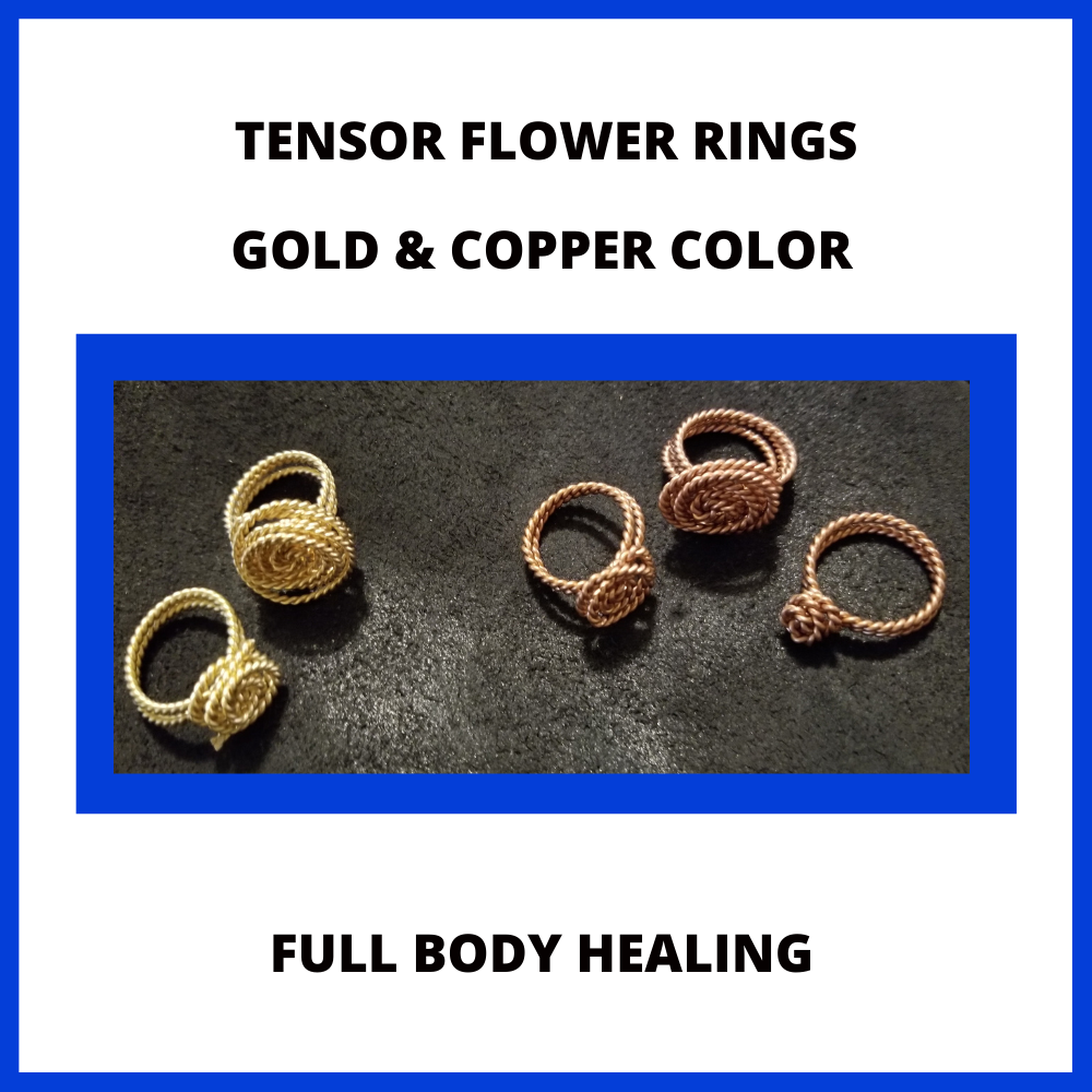 Image of Tensor Flower Rings