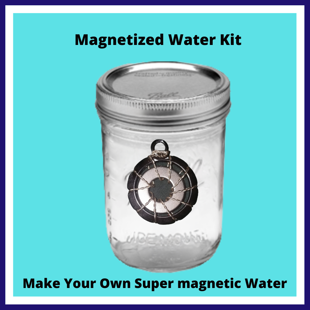 Magnetized Water Kit