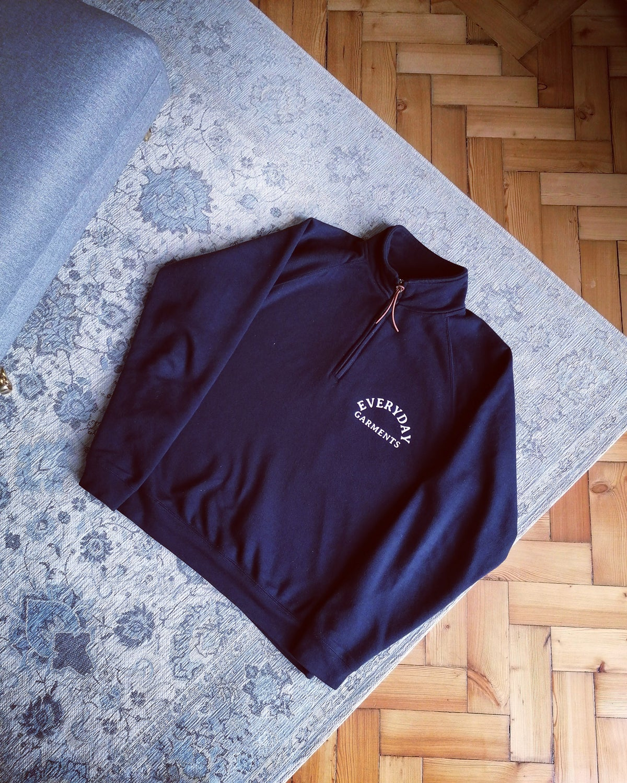 Image of Everyday Garments 3/4 zip