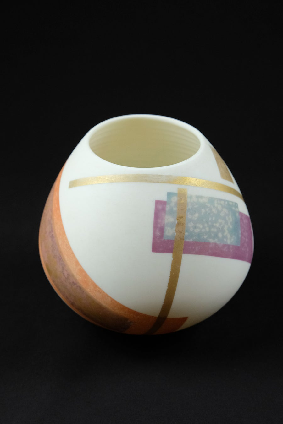 Image of TONY LAVERICK - SMALL WHITE BOWL
