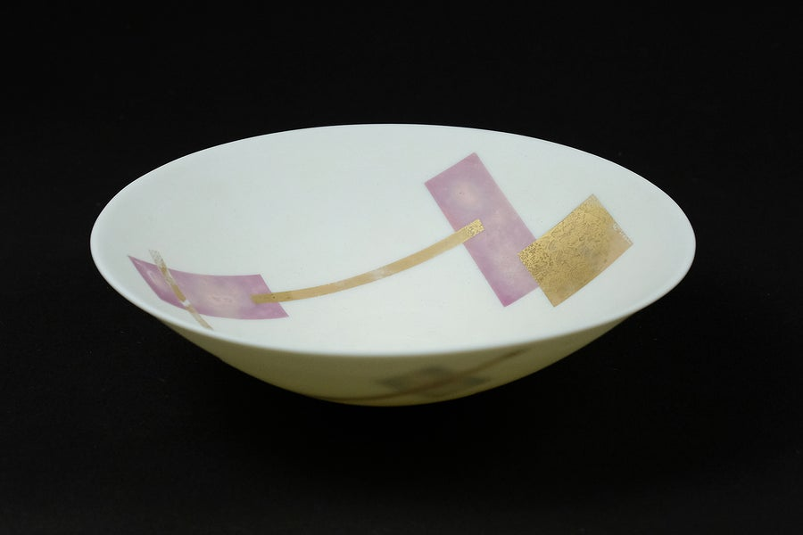 Image of TONY LAVERICK - WHITE BOWL I